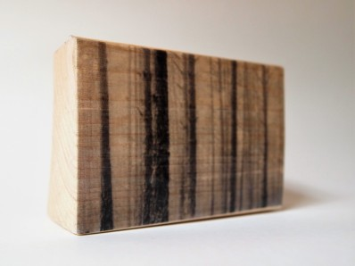 transfer print onto wood