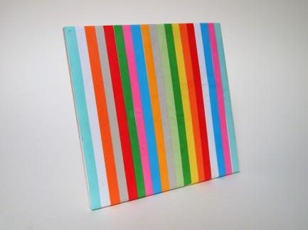 stripey tiles