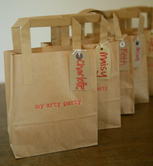 party bags included