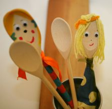 wooden spoon characters