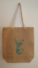 stencil print bag