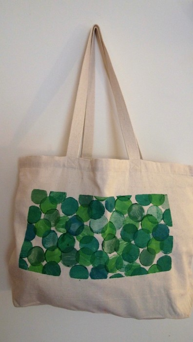 patterned bags