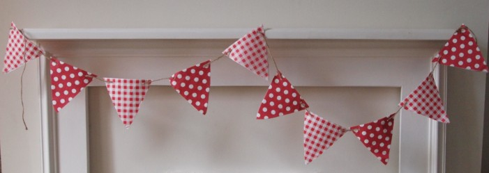 gorgeous bunting