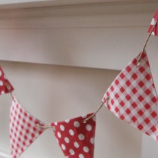 make your own bunting