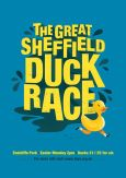 duck race poster