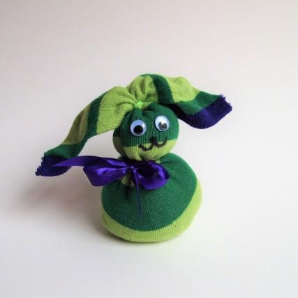 sock rabbit