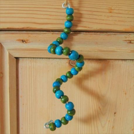 wire bead twists