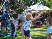 maypole dancing!