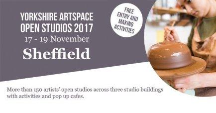 Yorkshire Artspace 2017
