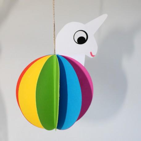 unicorn decoration