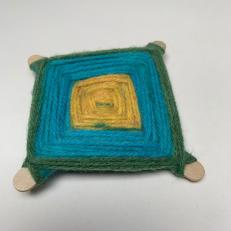 yarn decoration