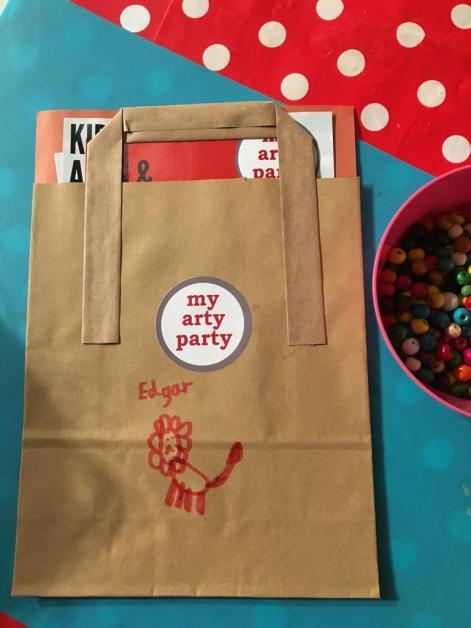 workshop goody bags